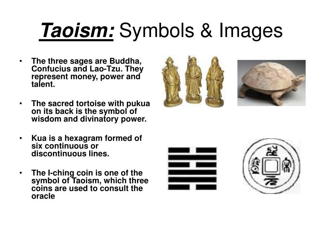 Taoism Symbols Dragon: Taoism: Symbols & Images PowerPoint Presentation
