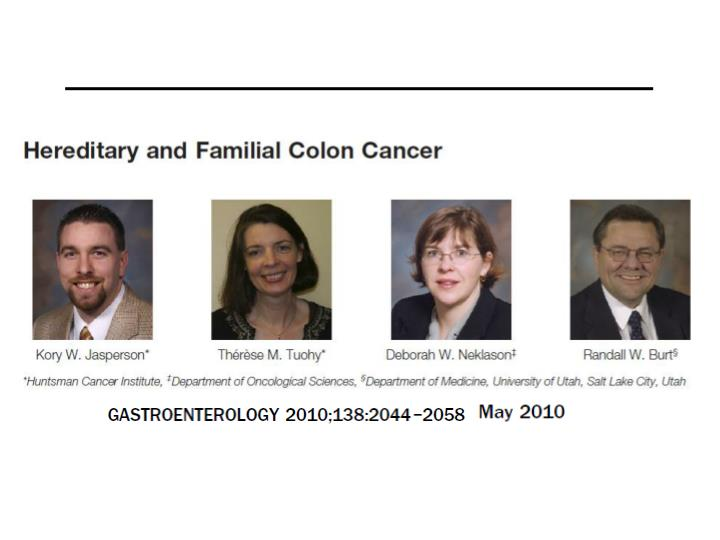 Second primary cancer and familial cancer syndrome rome 27th january 2012