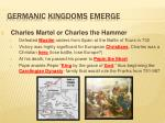 germanic kingdoms emerge8