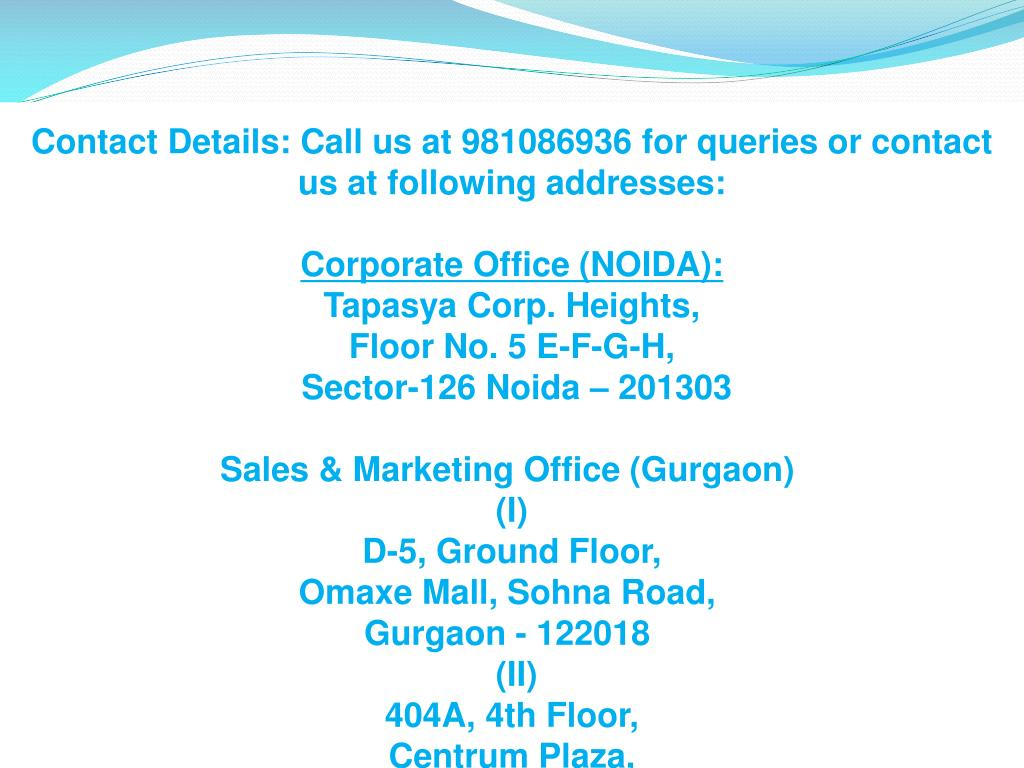 Contact Details: Call us at 981086936 for queries or contact us at following addresses: