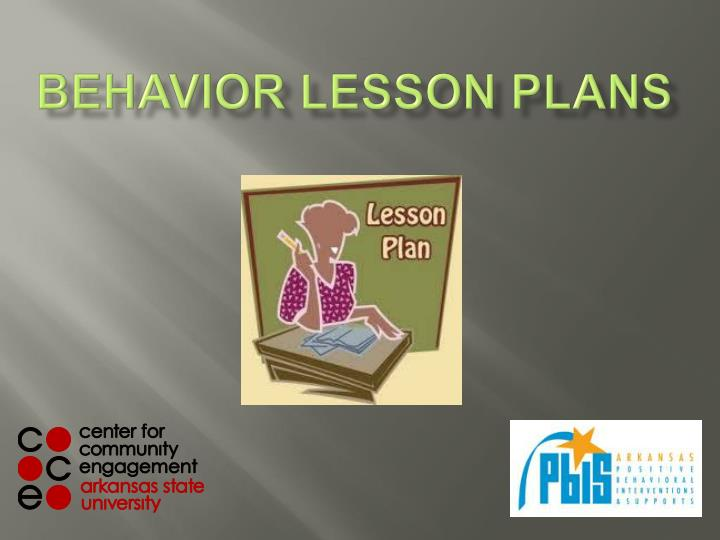 behaviorist lesson plan Mrs lee's classroom behavior plan positive student behavior is one of the most important components of a classroom environment in ocean week lesson plans 2.