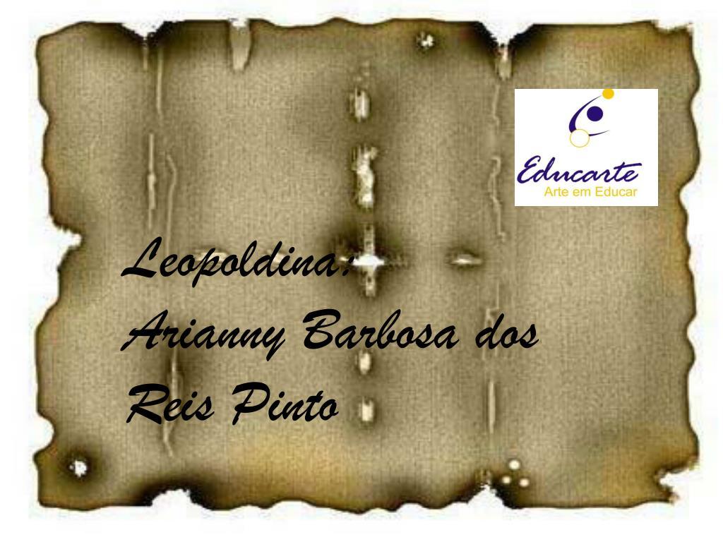 Leopoldina: