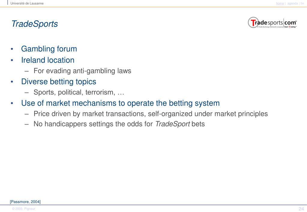 TradeSports