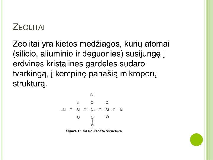 Zeolitai