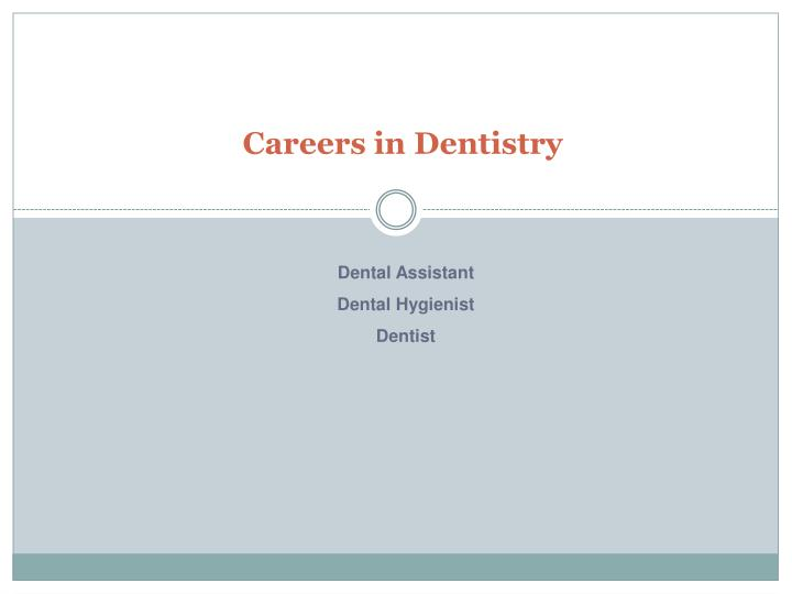 career dental hygiene essay American dental hygienists association (adha) - find your next career at adha careercenter check back frequently as new jobs are posted every day.