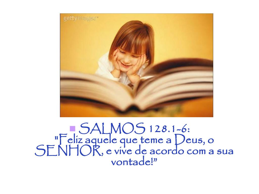 SALMOS 128.1-6:
