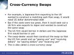 cross currency swaps1