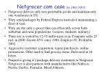 netgrocer com case by jmd 2003