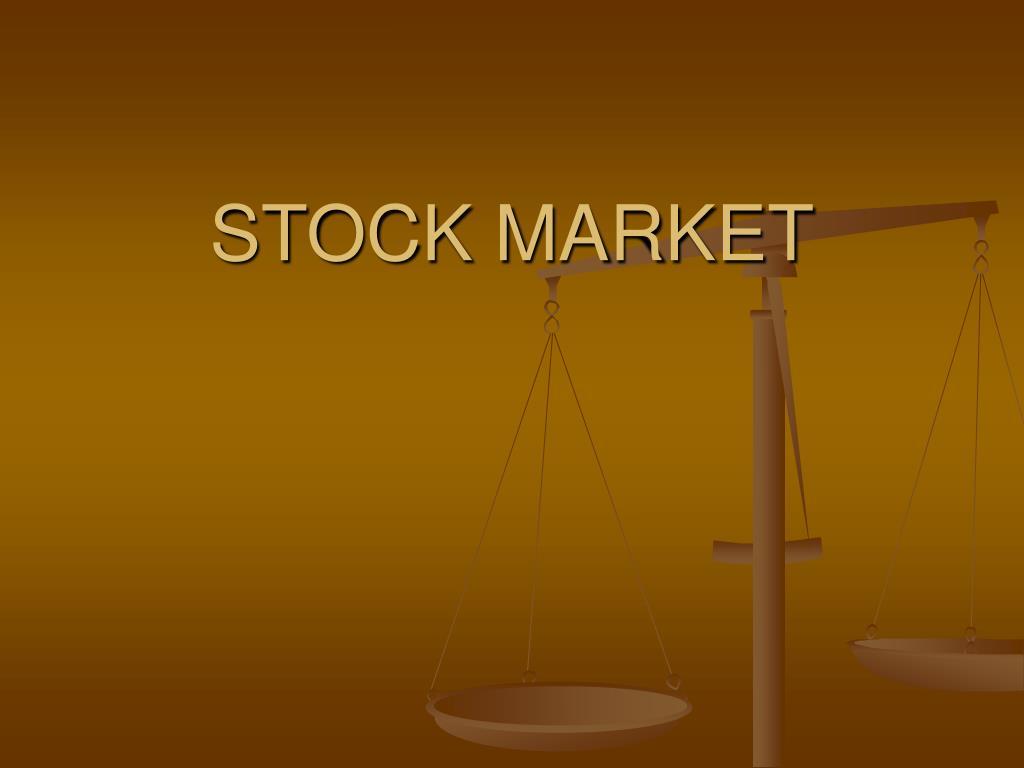stock market l.