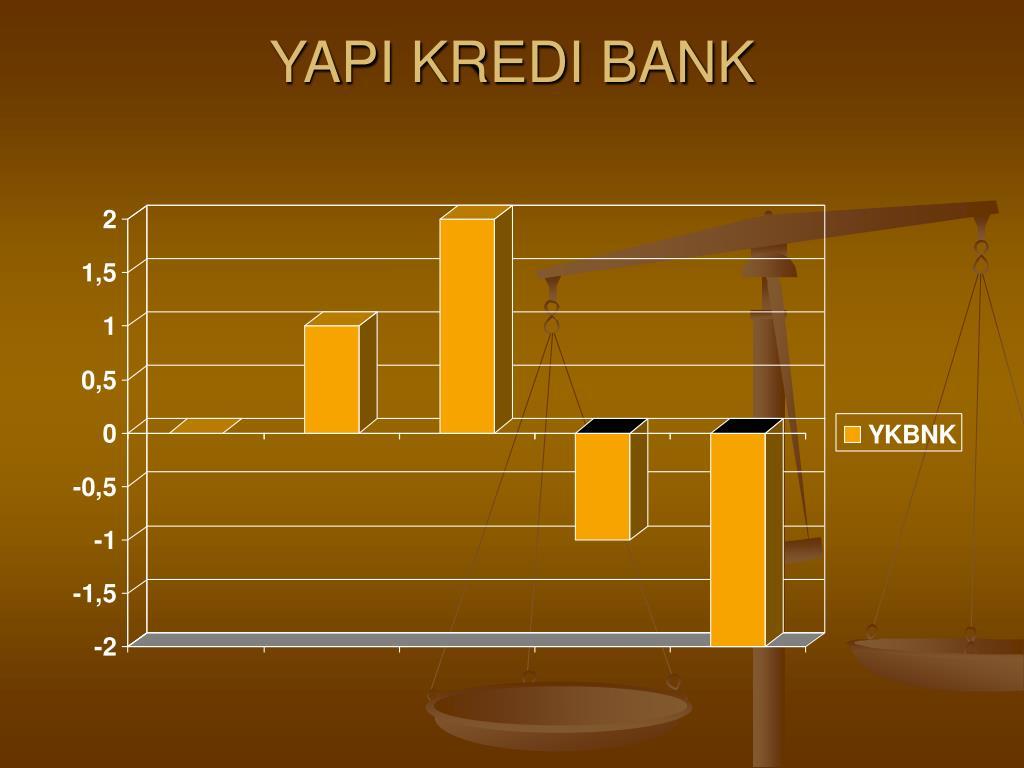 YAPI KREDI BANK