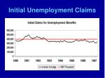 initial unemployment claims17