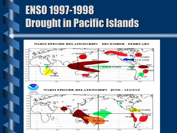 ENSO 1997-1998