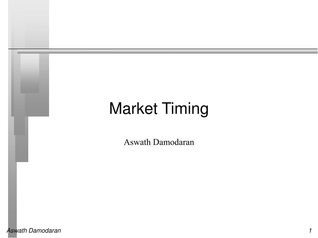 market timing l.