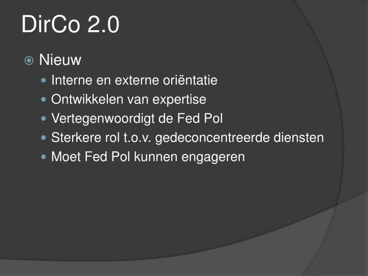 DirCo 2.0