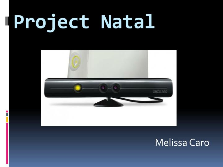 project natal n.