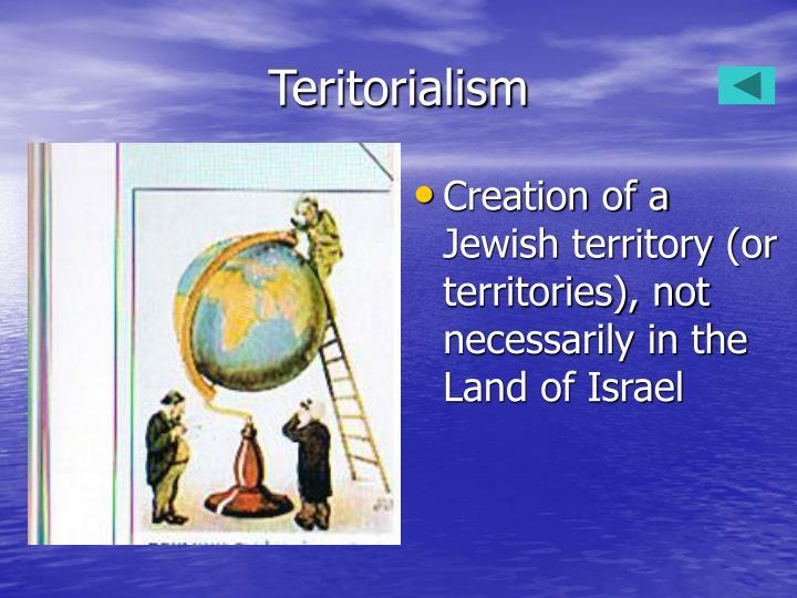 Teritorialism