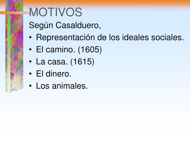 MOTIVOS