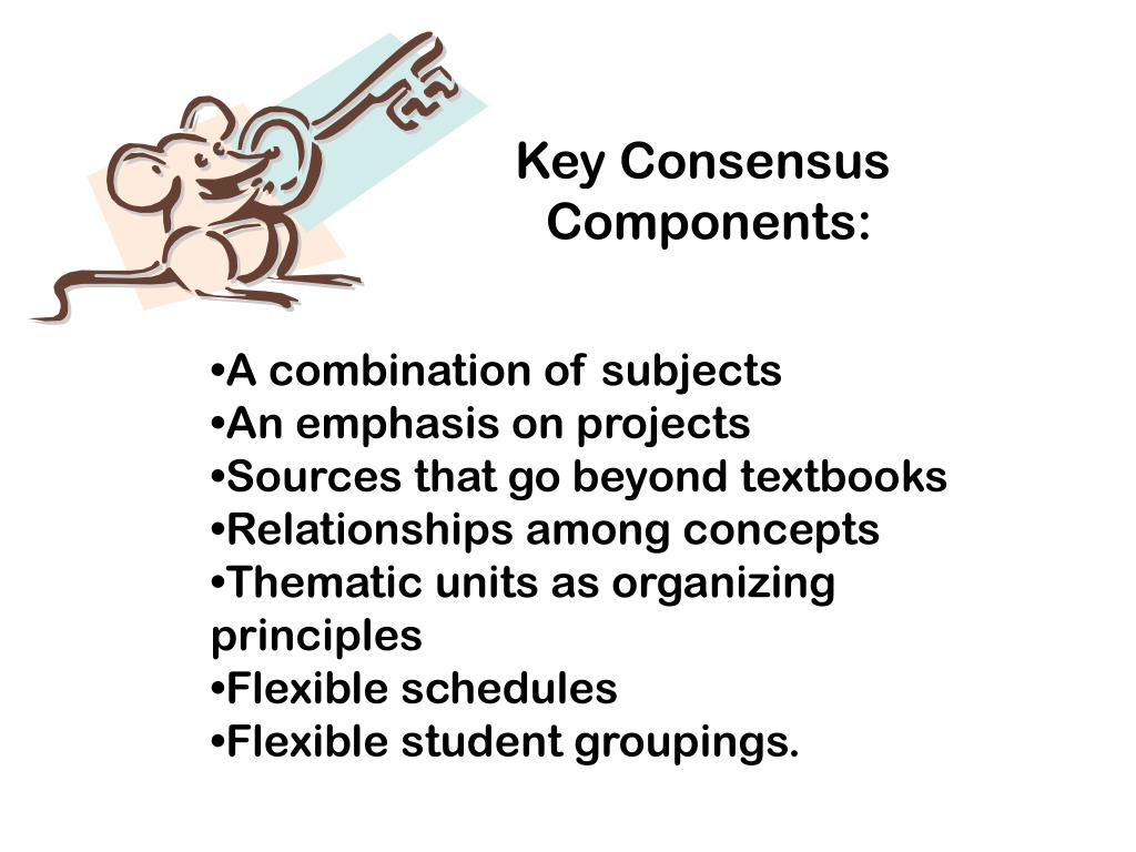 Key Consensus