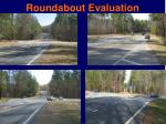 roundabout evaluation1