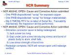 ncr summary2