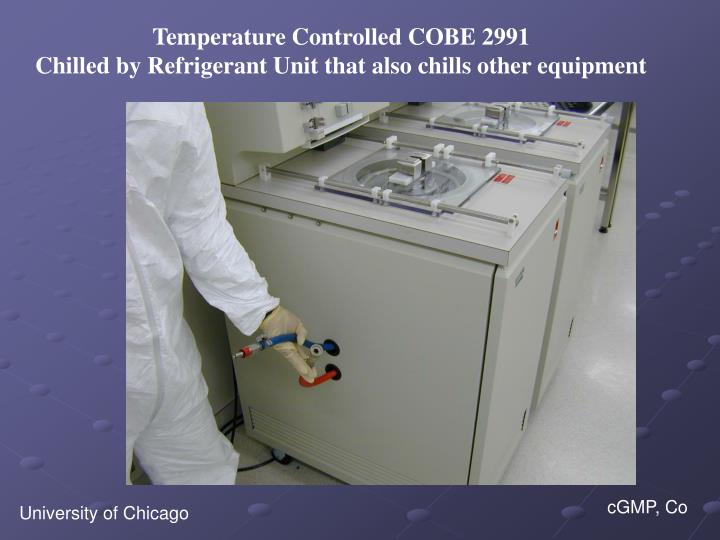 Temperature Controlled COBE 2991