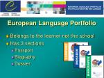 european language portfolio1
