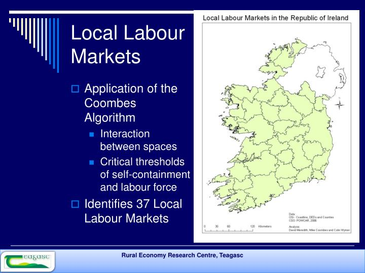 Local Labour Markets