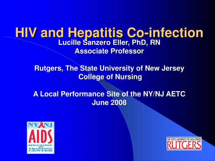 hiv and hepatitis co infection n.