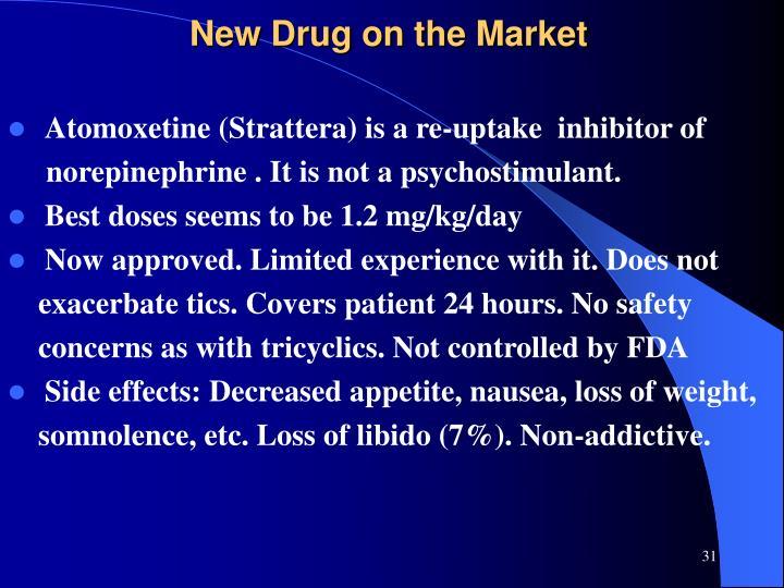New Drug on the Market