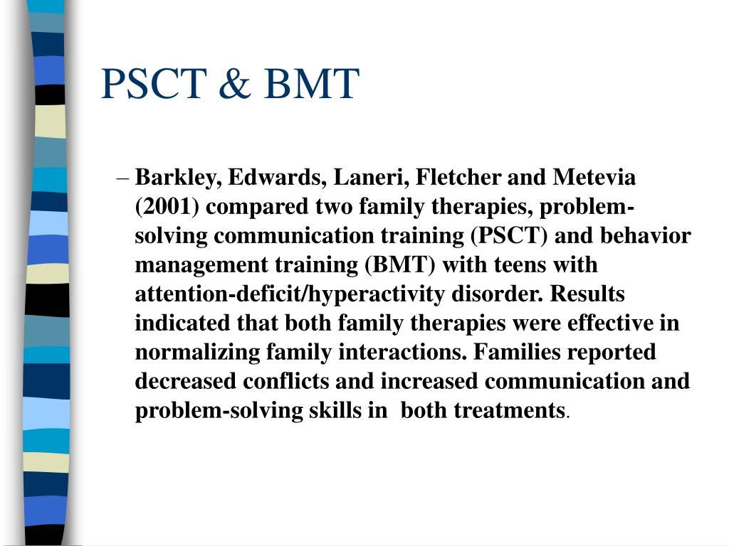 PSCT & BMT