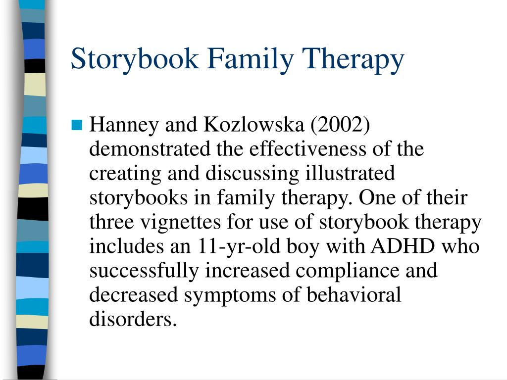 Storybook Family Therapy