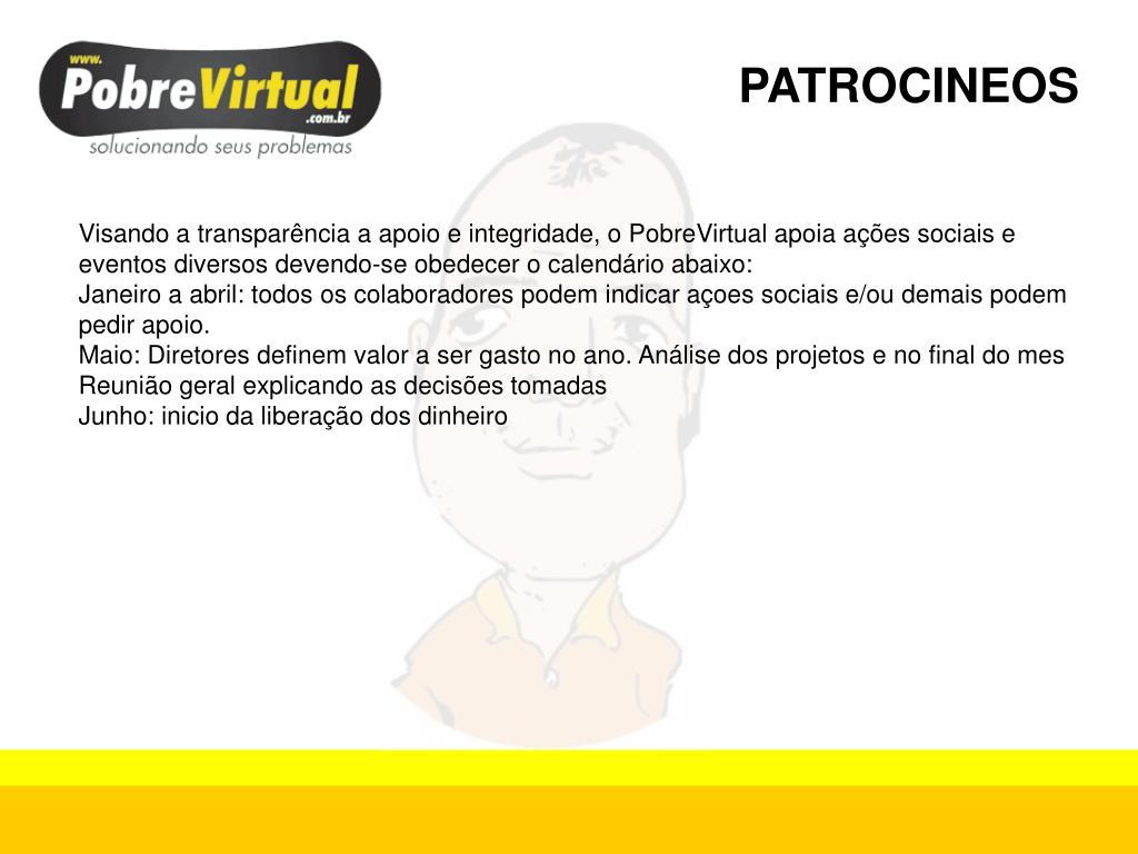 PATROCINEOS