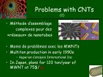 problems with cnts1