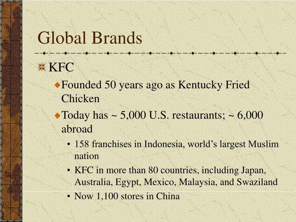 global brands l.