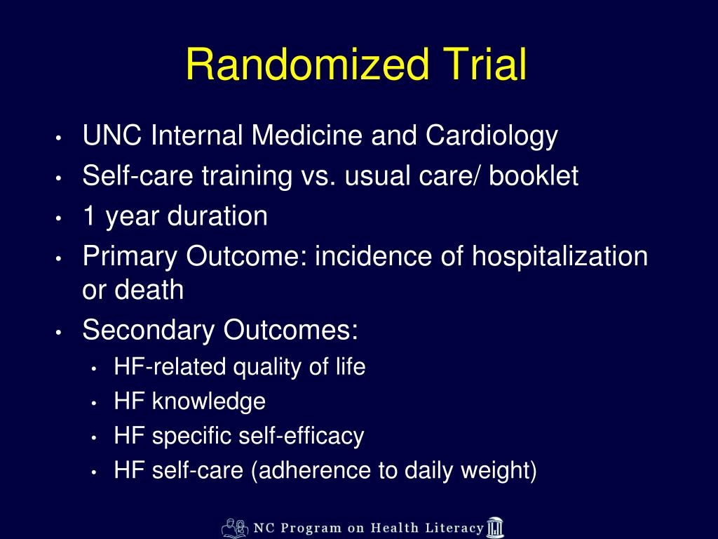 Randomized Trial