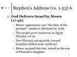 stephen s address vs 1 53 6