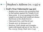 stephen s address vs 1 53 9