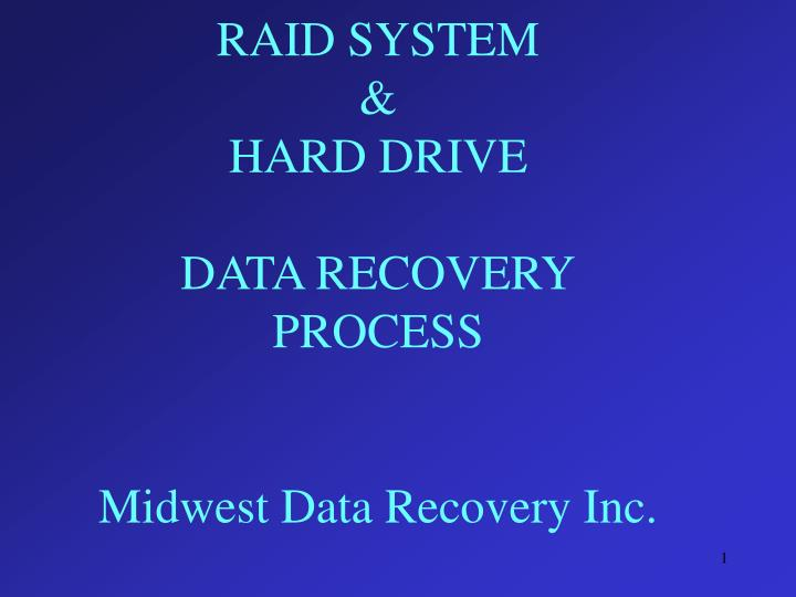 raid system hard drive data recovery process midwest data recovery inc n.