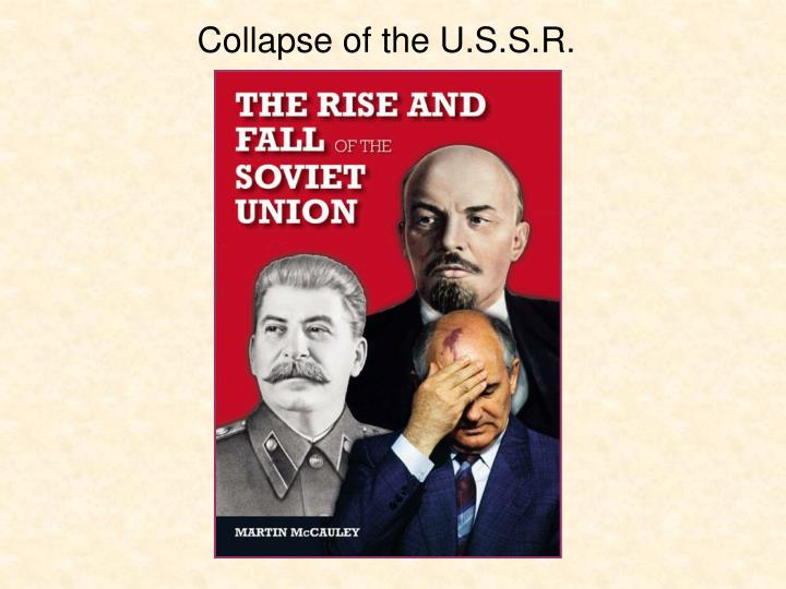 a history and results of the fall of communist regime in the soviet union Fall of the soviet union the ideology of communism, which the soviet government worked his policy of economic reform did not have the immediate results he.