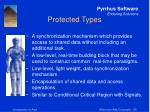 protected types