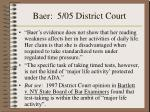 baer 5 05 district court2
