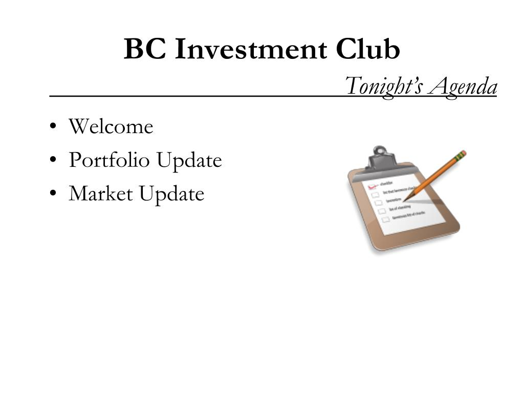 BC Investment Club