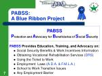 pabss a blue ribbon project