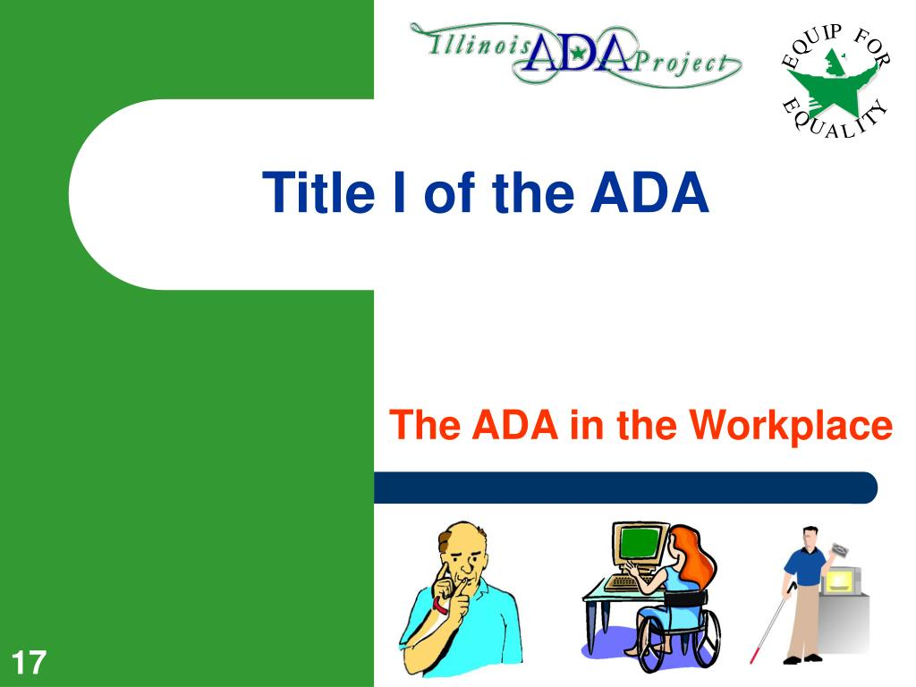 Title I of the ADA