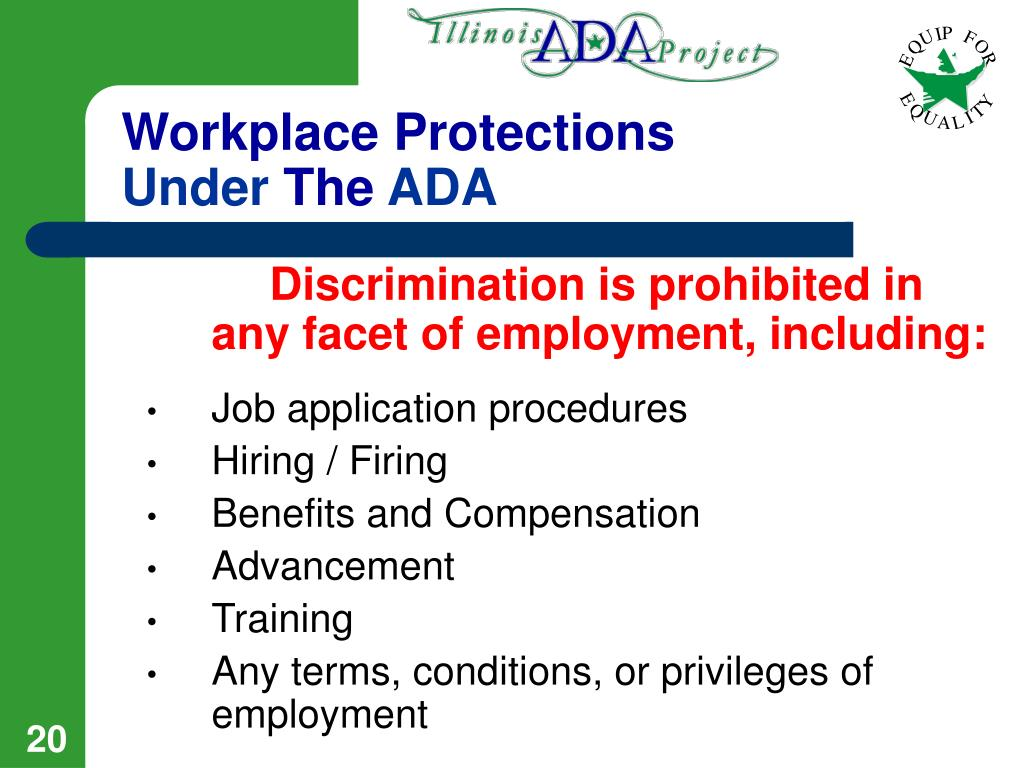Workplace Protections