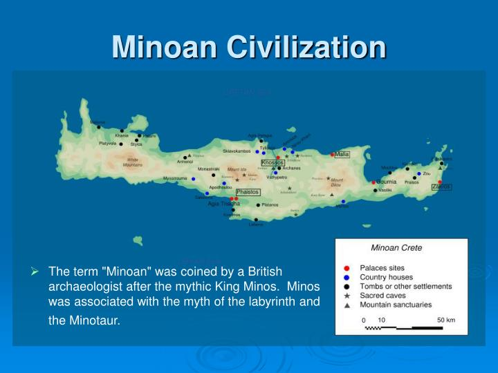 minoan essay Minoan civilization: minoan civilization, bronze age civilization of crete that flourished from about 3000 bc to about 1100 bc its name derives from minos, either a dynastic title or the name of a particular ruler of crete who has a place in greek legend a brief treatment of minoan civilization follows for full.