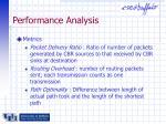 performance analysis31