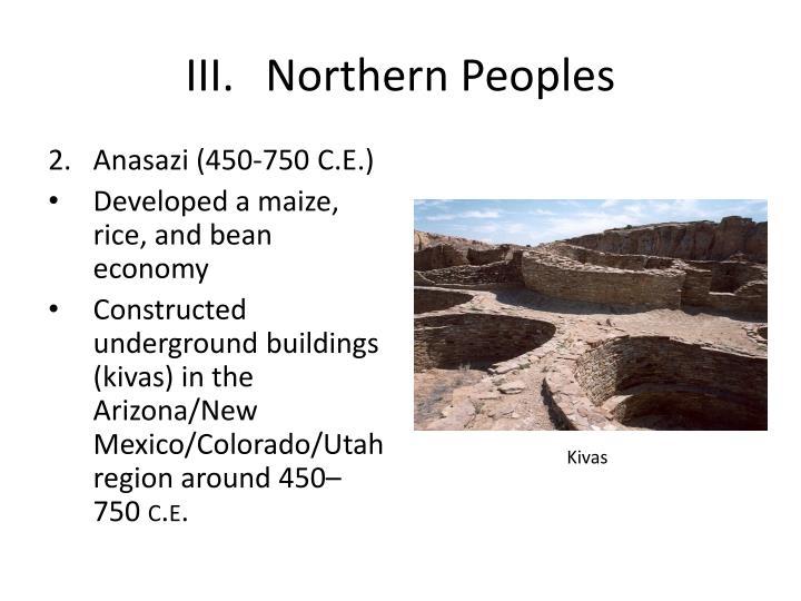 Iii northern peoples1