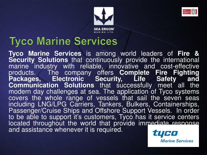 Tyco Marine Services