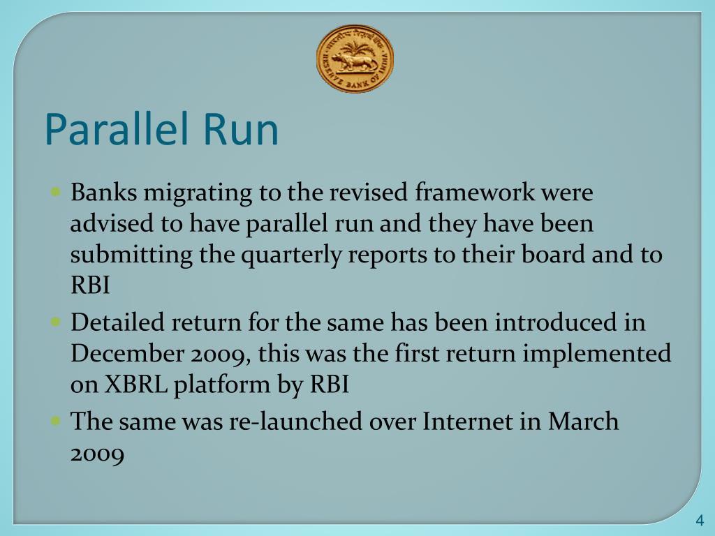 Parallel Run